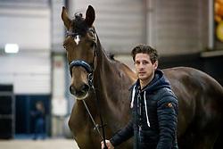 Missiaen Simon, BEL, Charlie<br /> The Dutch Masters 2020<br /> © Hippo Foto - Sharon Vandeput<br /> 12/03/20