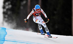 10.03.2017, Are, SWE, FIS Ski Alpin Junioren WM, Are 2017, Alpine Kombination, Damen, im Bild Kira Weidle GER 7th after first run // during ladie's Alpine combined of the FIS Junior World Ski Championships 2017. Are, Sweden on 2017/03/10. EXPA Pictures © 2017, PhotoCredit: EXPA/ Nisse<br /> <br /> *****ATTENTION - OUT of SWE*****