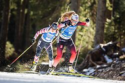 Ingrid Landmark Tandrevold (NOR) during the Women 15 km Individual Competition at day 2 of IBU Biathlon World Cup 2019/20 Pokljuka, on January 23, 2020 in Rudno polje, Pokljuka, Pokljuka, Slovenia. Photo by Peter Podobnik / Sportida