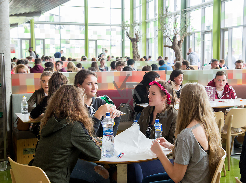 05.09. 2017.                             <br /> Limerick Institute of Technology welcomed its first year students onto Campus today 5th Sept 2017. Picture: Alan Place