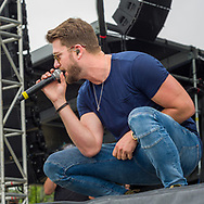 Adam Doleac featured performer on the GMC Sierra Stage during the Citadel Country Spirit USA music festival.<br /> <br /> For three days in August, country music fans celebrated at the Citadel Country Spirit USA music festival, held on the Ludwig's Corner Horse Show Grounds.
