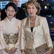 20181024 Pr. Akishino + Margriet openen World Conference Lung Healt