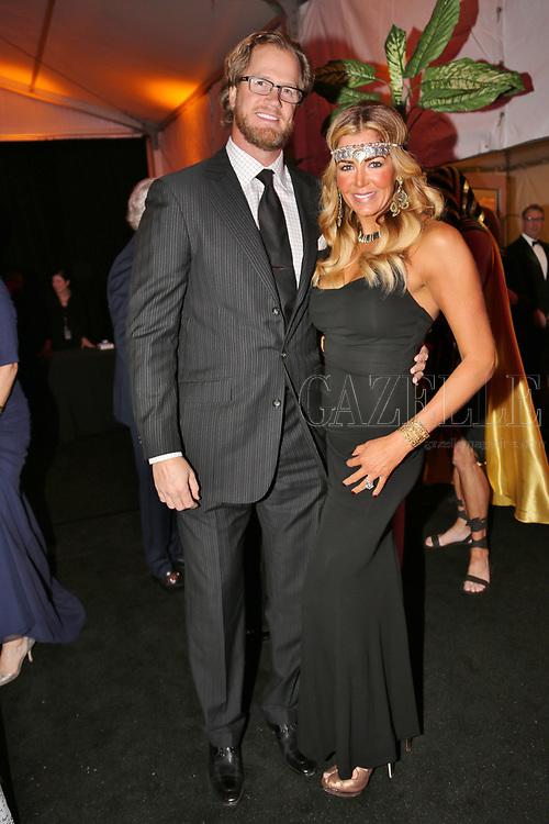 Chris and Lauren Pronger