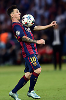 Lionel Messi <br /> Berlino 06-06-2015 OlympiaStadion  <br /> Juventus Barcelona - Juventus Barcellona <br /> Finale Final Champions League 2014/2015 <br /> Foto Matteo Gribaudi/Image Sport/Insidefoto