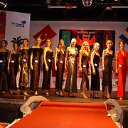 Miss Nederland 2003 reis Turkije, show, jury, alle missen