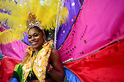 © Licensed to London News Pictures. 26/08/2012. London, UK People take part in the Notting Hill Carnival children's day in West London today 26th August 2012. Photo credit : Stephen Simpson/LNP