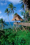 Village Hotel, Pohnpei, Micronesia<br />