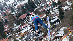 30.01.2016, Normal Hill Indiviual, Oberstdorf, GER, FIS Weltcup Ski Sprung Ladis, Bewerb, im Bild Kaori Iwabuchi (JPN) // Kaori Iwabuchi of Japan during his Competition Jump of Four Hills Tournament of FIS Ski Jumping World Cup Ladis at the Normal Hill Indiviual, Oberstdorf, Germany on 2016/01/30. EXPA Pictures © 2016, PhotoCredit: EXPA/ Peter Rinderer