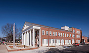 Exterior Image of Pokomoke Building at University of Maryland College Park by Jeffrey Sauers of Commercial Photographics In Washington DC, Virginia to Florida and PA to New England
