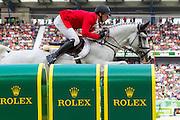 Daniel Deusser - Cornet d' Amour<br /> Alltech FEI World Equestrian Games™ 2014 - Normandy, France.<br /> © DigiShots