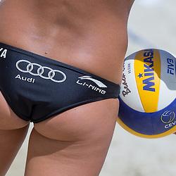 20130730: AUT, Beachvolley - 2013 Beach Volleyball European Championships in Klagenfurt