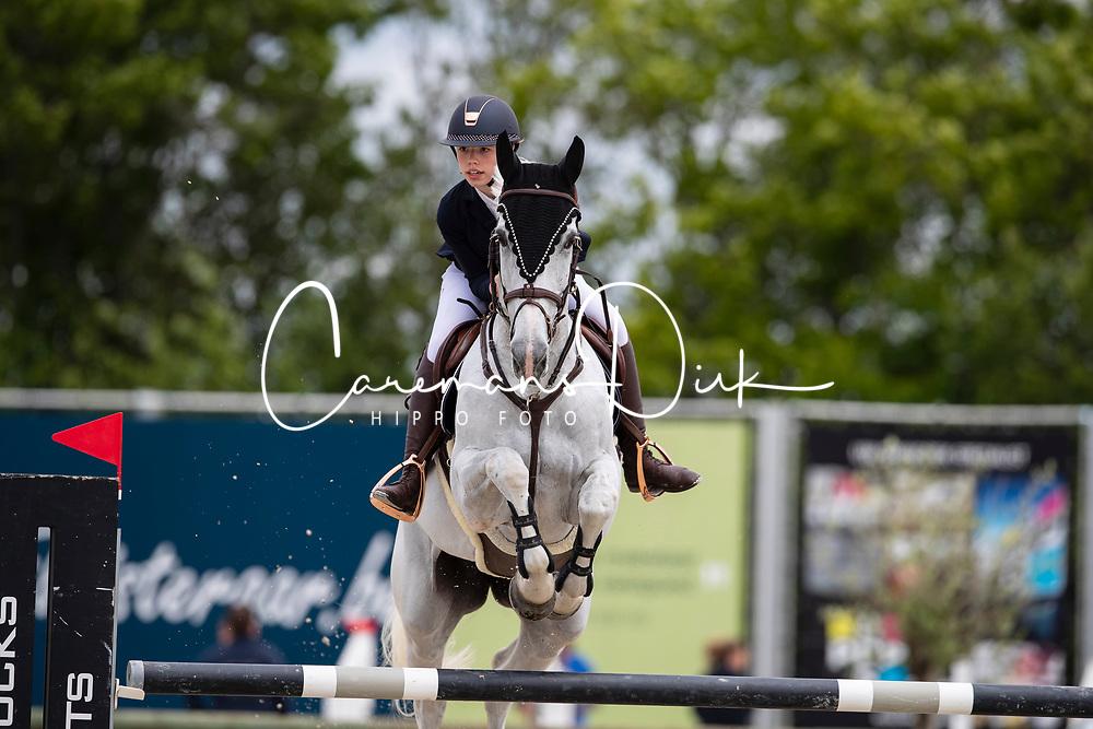 Deflandre Lea, BEL, Avenue<br /> Belgisch kampioenschap Young Riders - Azelhof - Lier 2019<br /> © Dirk Caremans<br /> 30/05/2019