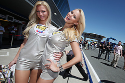 01.05.2010, Motomondiale, Jerez de la Frontera, ESP, MotoGP, Race, im Bild Paddock girls. EXPA Pictures © 2010, PhotoCredit: EXPA/ InsideFoto / SPORTIDA PHOTO AGENCY