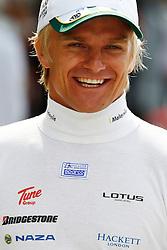 Motorsports / Formula 1: World Championship 2010, GP of Hungary, 19 Heikki Kovalainen (FIN, Lotus F1 Racing),