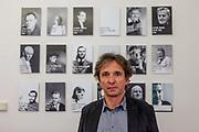 Ivan Plicka, předseda České komory architektů v Praze, 5.10.2016 - Foto: Bjoern Steinz