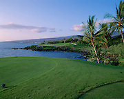 Mauna Kea Golf Course #3, Kohala, Island of Hawaii<br />