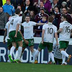 Hearts v Hibs | Scottish Championship | 3 January 2015