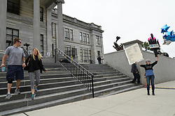 June 8, 2017 - Norristown, Pennsyvlania, United States - Day four of the sexual assault trial of Bill Cosby, at Montgomery County Court House, in Norristown, Pennsylvania, on June 8, 2017. (Credit Image: © Bastiaan Slabbers/NurPhoto via ZUMA Press)