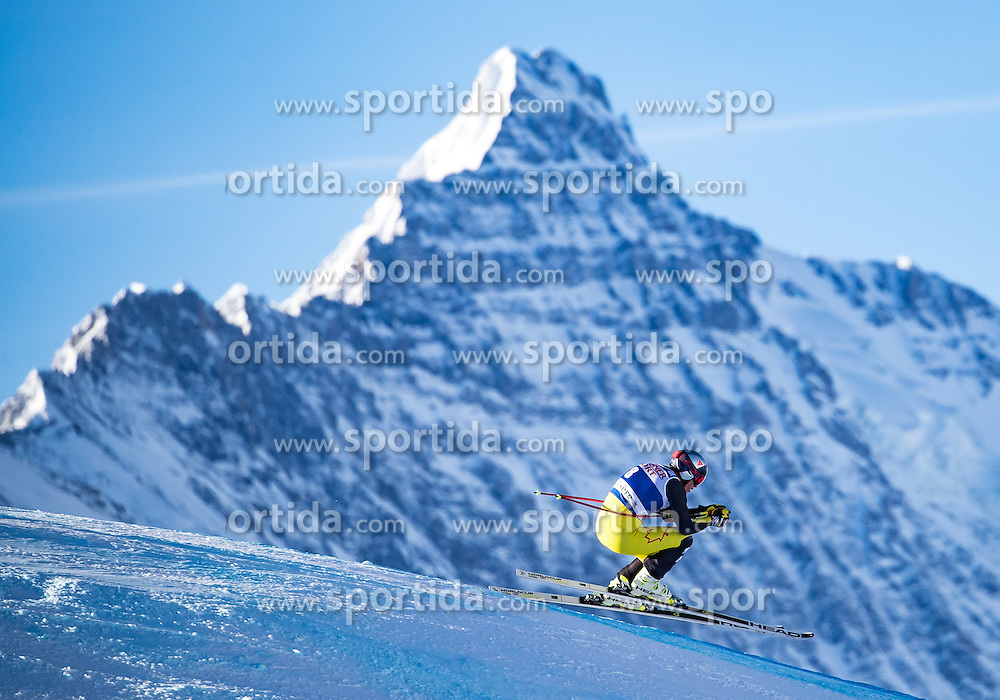 01.12.2016, Val d Isere, FRA, FIS Weltcup Ski Alpin, Val d Isere, Abfahrt, Herren, 2. Training, im Bild Erik Guay (CAN) // Erik Guay of Canada in action during the 2nd practice run of men's Downhill of the Val d Isere FIS Ski Alpine World Cup. Val d Isere, France on 2016/01/12. EXPA Pictures © 2016, PhotoCredit: EXPA/ Johann Groder