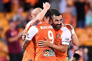 Brisbane Roar v Perth Glory - 18 January 2018