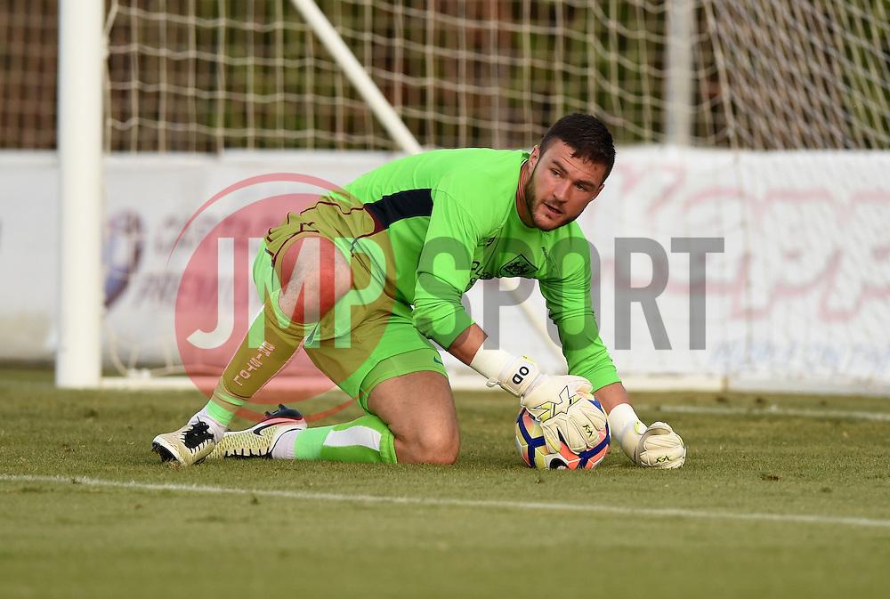 Richard O'Donnell of Bristol City  - Mandatory by-line: Joe Meredith/JMP - 20/07/2016 - FOOTBALL - Pinatar Arena - San Pedro del Pinatar, Murcia - Granada v Bristol City - Pre-season friendly