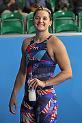 Melanie Henique (French) during the Swimming European Championships Glasgow 2018, at Tollcross International Swimming Centre, in Glasgow, Great Britain, Day 5, on August 6, 2018 - Photo Laurent Lairys / ProSportsImages / DPPI