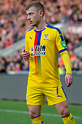 Crystal Palace midfielder Max Meyer (7) during the The FA Cup 5th round match between Doncaster Rovers and Crystal Palace at the Keepmoat Stadium, Doncaster, England on 17 February 2019.
