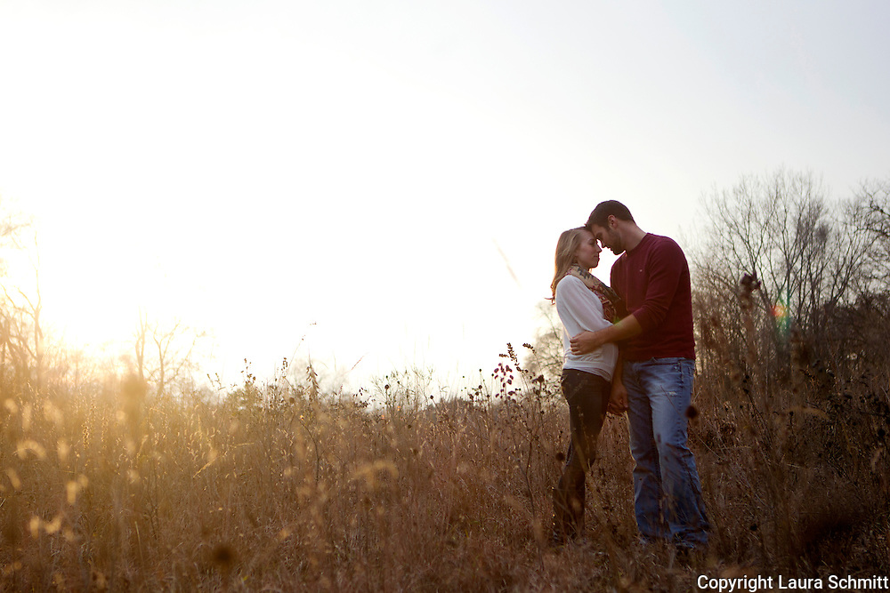 Shelby + Shane :: Eau Claire, Wisconsin Engagement Photography