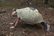Janie Corbisiero<br /> Santa Cruz Highlands<br /> Galapagos<br /> Ecuador, South America