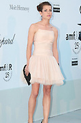 19.MAY.2011. CANNES<br /> <br /> CHARLOTTE CASIRAGHI ARRIVING AT THE AMFAR PARTY HELD AT THE HOTEL DU CAP IN ANTIBES AT THE 64TH CANNES INTERNATIONAL FILM FESTIVAL 2011 IN CANNES, FRANCE.<br /> <br /> BYLINE: EDBIMAGEARCHIVE.COM<br /> <br /> *THIS IMAGE IS STRICTLY FOR UK NEWSPAPERS AND MAGAZINES ONLY*<br /> *FOR WORLD WIDE SALES AND WEB USE PLEASE CONTACT EDBIMAGEARCHIVE - 0208 954 5968*
