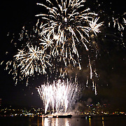 Fireworks at Gasworks July 4th, 2011 7-4-2011