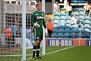 Leeds goalkeeper Robert Green in the  Friendly match between Peterborough United and Leeds United at London Road, Peterborough, England on 23 July 2016. Photo by Nigel Cole.