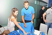 DESCRIZIONE : Media Day Nazionale Maschile visita agli studi Sky<br /> GIOCATORE : Marco Belinelli<br /> CATEGORIA : nazionale maschile senior <br /> SQUADRA : Nazionale Maschile <br /> EVENTO : Media Day <br /> GARA : Media Day Nazionale Maschile  visita agli studi Sky<br /> DATA : 20/07/2015 <br /> SPORT : Pallacanestro <br /> AUTORE : Agenzia Ciamillo-Castoria  <br /> Galleria : Nazionale Italia Maschile 2014-2015 Fotonotizia : Media Day Nazionale Maschile visita agli studi Sky<br /> Predefinita :