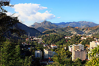 ancient imperial city of petropolis in rio de janeiro state in brazil