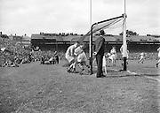 All Ireland Football Final minors Dublin v Tipperary 25th September 1955 ..25.09.1955  25th September 1955