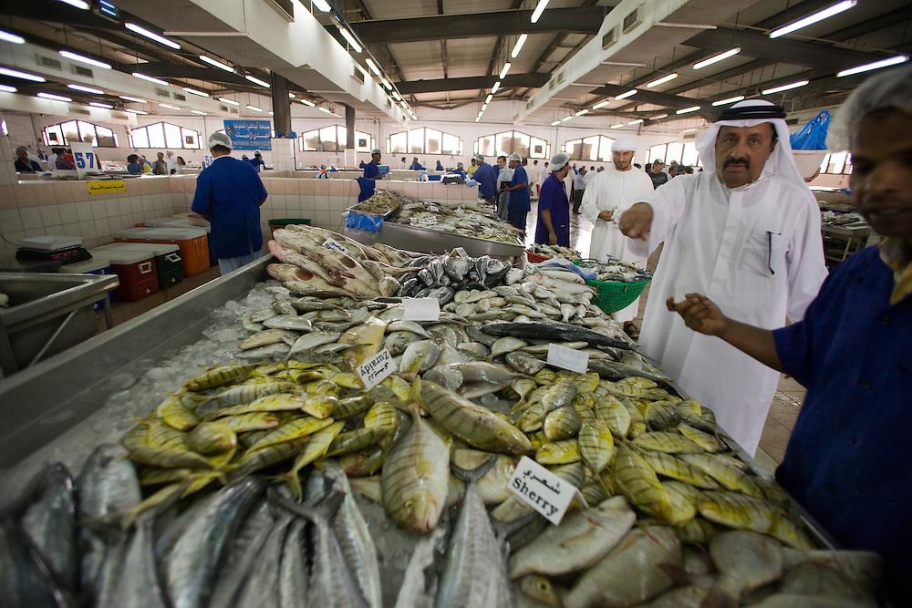 iABU DHABI fishmarket