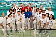 Giudici Judges Referee <br /> Riccione 02-12-2017 Stadio del Nuoto <br /> Campionati Italiani Assoluti FIN 2017 Vasca Corta <br /> Foto Andrea Staccioli / Deepbluemedia / Insidefoto
