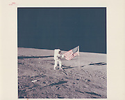 Unpublished V I N T A G E  N A S A  P H O T O G R A P H S<br /> <br /> The launch of the second collection of vintage NASA prints from vintagenasaphotographs.com -  new website which was launched in September. images are previously unpublished with some unusual and exceptional iconic shots.<br /> <br /> NASA produced master duplicates of all negatives after each mission, while the originals were locked away in cold store. From the master duplicates photographs were printed and distributed for the use of NASA's own scientists and public relations department. In subsequent years, NASA destroyed many of these original prints as they were archived on the internet and true vintage prints are subsequently hard to find. Vintage NASA photographs are not 'editioned' in any conventional sense, and there is an unknown but certainly finite number of them in open circulation.<br /> <br /> Photo shows: William Anders, The near full earth, the first ever seen by man, Apollo 8, December 1968<br /> ©vintagenasaphotographs/Exclusivepix Media