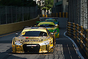 October 16-20, 2016: Macau Grand Prix. 16 LEE Ying Kin, Marchy, Audi Hong Kong,Audi R8 LMS