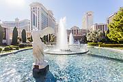 The Strip, Caesar Palace Hotel, Las Vegas, Nevada, USA