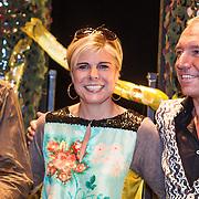 NLD/Den Haag/20131030 - Premiere Mr Finney, Prinses Laurentien met Sieb Posthuma