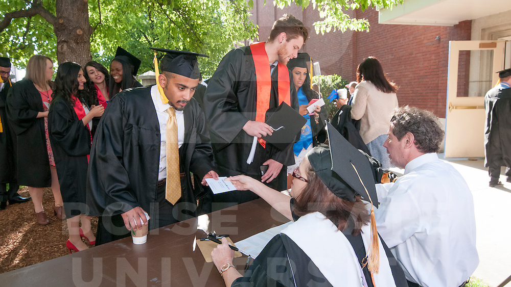 Spring Commencement, Graduation, John Kelly photo