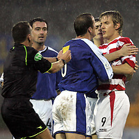 St Johnstone v Hamilton Accies..06.11.04<br />