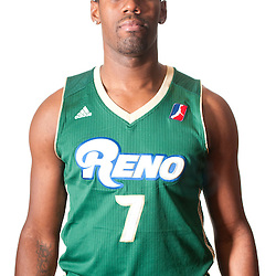 Reno Bighorns Media Day Headshots (2013 )