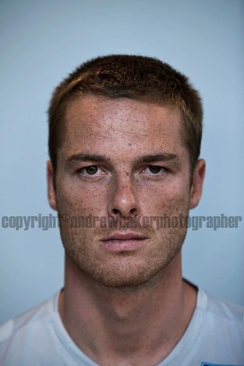 Tottenham Hotspur and England International Football Player<br /> Scott Parker.<br /> photo&copy;Andrew Baker.