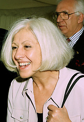 MAGGIE KOUMI former editor of Hello! magazine, at a luncheon in Berkshire on 22nd June 1997.LZN 96<br /> <br /> http://www.donfeatures.com
