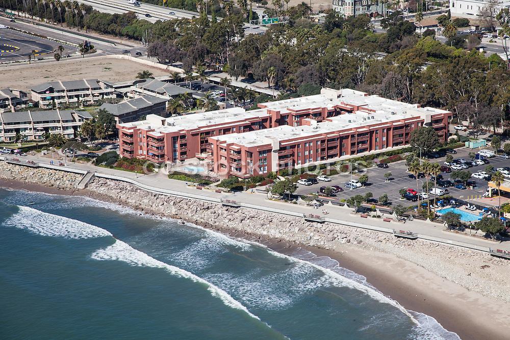 Paseo De Playa on Ventura Beach California