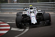 May 23-27, 2018: Monaco Grand Prix. Sergey Sirotkin, Williams Martini Racing, FW41