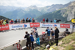 La Course 2017 - a 67.5 km road race, from Briancon to Izoard on July 20, 2017, in Hautes-Alpes, France. (Photo by Balint Hamvas/Velofocus.com)