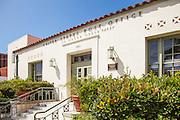 United States Post Office La Jolla California